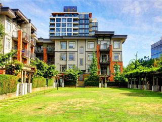 """Photo 2: # 412 2280 WESBROOK MA in Vancouver: University VW Condo for sale in """"Keats Hall"""" (Vancouver West)  : MLS®# V1022648"""