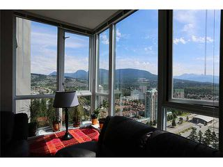 Photo 10: 3502 - 1178 Heffley St. in Coquitlam: Condo for sale : MLS®# V1012618