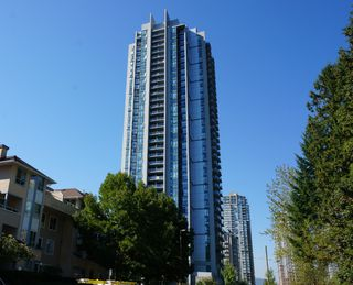 Photo 1: 3502 - 1178 Heffley St. in Coquitlam: Condo for sale : MLS®# V1012618