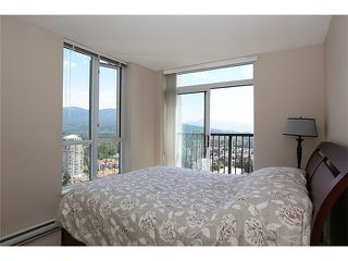 Photo 9: 3502 - 1178 Heffley St. in Coquitlam: Condo for sale : MLS®# V1012618