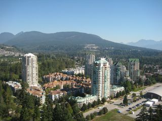 Photo 4: 3502 - 1178 Heffley St. in Coquitlam: Condo for sale : MLS®# V1012618