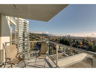 Photo 10: # 2103 295 GUILDFORD WY in Port Moody: North Shore Pt Moody Condo for sale : MLS®# V1093284