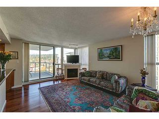 Photo 5: # 2103 295 GUILDFORD WY in Port Moody: North Shore Pt Moody Condo for sale : MLS®# V1093284