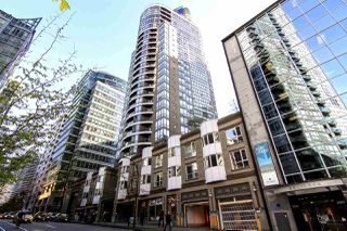 Photo 1: 217 1166 MELVILLE STREET in Vancouver: Coal Harbour Condo for sale (Vancouver West)  : MLS®# R2051697
