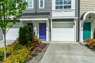 """Photo 1: 38 8438 207A Street in Langley: Willoughby Heights Townhouse for sale in """"YORK By Mosaic"""" : MLS®# R2263435"""