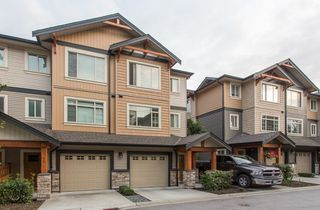 """Main Photo: 73 11305 240 Street in Maple Ridge: Cottonwood MR Townhouse for sale in """"Maple Heights"""" : MLS®# R2393852"""