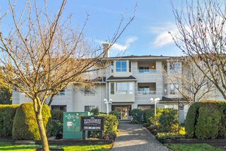 "Photo 1: 302 6440 197 Street in Langley: Willoughby Heights Condo for sale in ""THE KINGSWAY"" : MLS®# R2420735"