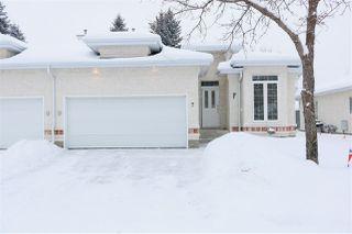 Main Photo: 7 1 OAKMONT Drive: St. Albert House Half Duplex for sale : MLS®# E4184936