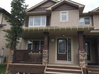 Main Photo: 2813 15 Street in Edmonton: Zone 30 House Half Duplex for sale : MLS®# E4186156