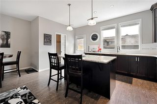Photo 11: 42 WILLIAMSTOWN Grove NW: Airdrie Row/Townhouse for sale : MLS®# C4295616