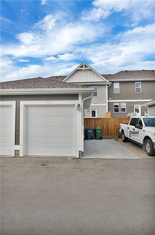 Photo 29: 42 WILLIAMSTOWN Grove NW: Airdrie Row/Townhouse for sale : MLS®# C4295616