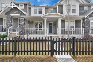 Photo 1: 42 WILLIAMSTOWN Grove NW: Airdrie Row/Townhouse for sale : MLS®# C4295616