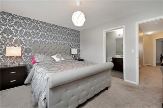 Photo 14: 42 WILLIAMSTOWN Grove NW: Airdrie Row/Townhouse for sale : MLS®# C4295616