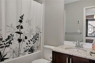 Photo 15: 42 WILLIAMSTOWN Grove NW: Airdrie Row/Townhouse for sale : MLS®# C4295616