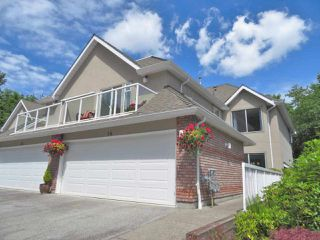 Main Photo: 14 72 JAMIESON Court in New Westminster: Fraserview NW Townhouse for sale : MLS®# R2463593