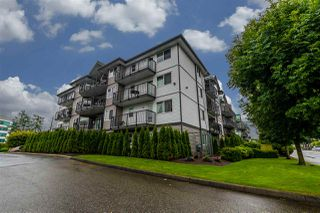 "Main Photo: 201 32044 OLD YALE Road in Abbotsford: Abbotsford West Condo for sale in ""GREEN GABLES"" : MLS®# R2472207"