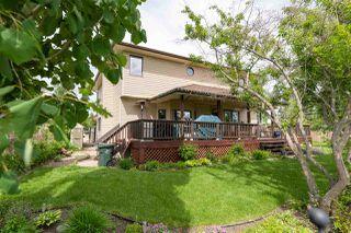 Photo 46: 12 GLENMANOR Crescent: Stony Plain House for sale : MLS®# E4206498