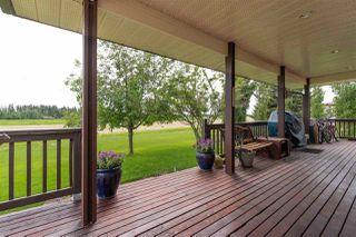 Photo 45: 12 GLENMANOR Crescent: Stony Plain House for sale : MLS®# E4206498