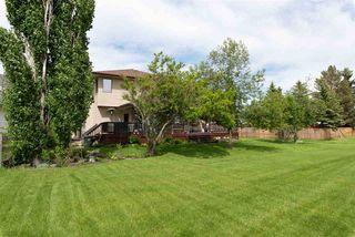 Photo 49: 12 GLENMANOR Crescent: Stony Plain House for sale : MLS®# E4206498