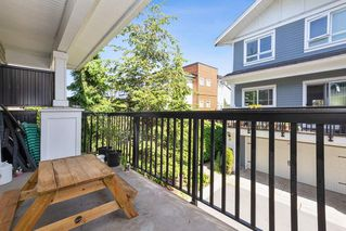 """Photo 19: 21 1130 EWEN Avenue in New Westminster: Queensborough Townhouse for sale in """"Gladstone Park"""" : MLS®# R2479341"""
