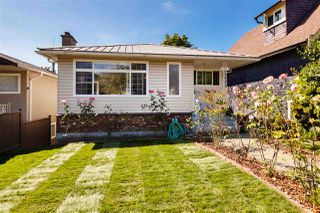 Main Photo: 6357 PRINCE EDWARD Street in Vancouver: Main House for sale (Vancouver East)  : MLS®# R2486411