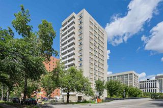 Photo 1: 1101 9909 110 Street in Edmonton: Zone 12 Condo for sale : MLS®# E4214818