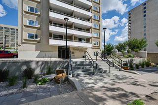 Photo 2: 1101 9909 110 Street in Edmonton: Zone 12 Condo for sale : MLS®# E4214818