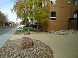 Photo 23: 314 10235 112 Street in Edmonton: Zone 12 Condo for sale : MLS®# E4217594