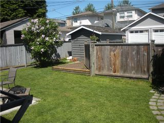 "Photo 10: 1268 W 15TH Street in North Vancouver: Norgate House for sale in ""Norgate"" : MLS®# V950306"