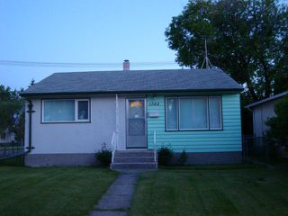 Photo 1: 1344 PRITCHARD Avenue in WINNIPEG: North End Residential for sale (North West Winnipeg)  : MLS®# 1211393