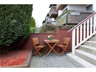 "Photo 9: 1528 GRAVELEY Street in Vancouver: Grandview VE Townhouse for sale in ""GRAVELEY HEIGHTS"" (Vancouver East)  : MLS®# V991514"