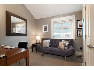 """Photo 8: 1528 GRAVELEY Street in Vancouver: Grandview VE Townhouse for sale in """"GRAVELEY HEIGHTS"""" (Vancouver East)  : MLS®# V991514"""