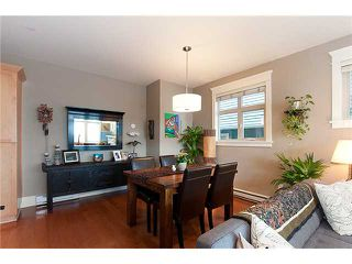 "Photo 3: 1528 GRAVELEY Street in Vancouver: Grandview VE Townhouse for sale in ""GRAVELEY HEIGHTS"" (Vancouver East)  : MLS®# V991514"