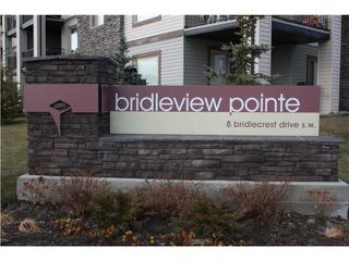 Photo 1: 1114 8 BRIDLECREST Drive SW in CALGARY: Bridlewood Condo for sale (Calgary)  : MLS®# C3560840