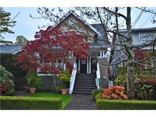 Main Photo: 2585 W 8TH Avenue in Vancouver: Kitsilano Townhouse for sale (Vancouver West)  : MLS®# V1002578
