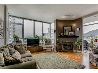 "Main Photo: 402 120 W 16TH Street in North Vancouver: Central Lonsdale Condo for sale in ""The Symphony"" : MLS®# V1024272"