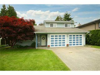 Photo 1: 3307 RAE ST in Port Coquitlam: Lincoln Park PQ House for sale : MLS®# V1025091