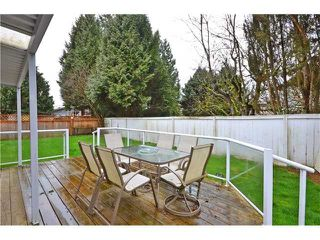Photo 9: 3307 RAE ST in Port Coquitlam: Lincoln Park PQ House for sale : MLS®# V1025091