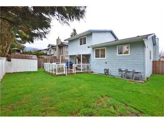 Photo 10: 3307 RAE ST in Port Coquitlam: Lincoln Park PQ House for sale : MLS®# V1025091