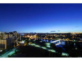 Photo 17: # 1302 690 PRINCETON WY SW in CALGARY: Eau Claire Condo for sale (Calgary)  : MLS®# C3585095