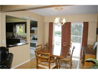 Photo 3:  in VICTORIA: SW Strawberry Vale House for sale (Saanich West)  : MLS®# 448435