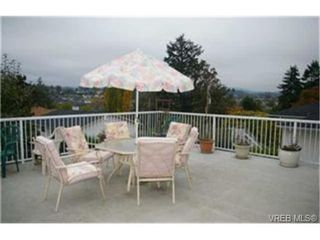 Photo 8:  in VICTORIA: SW Strawberry Vale House for sale (Saanich West)  : MLS®# 448435
