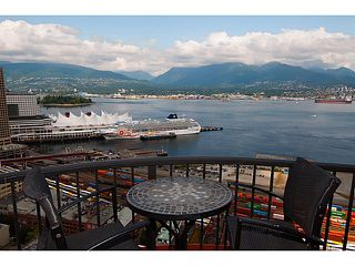 """Photo 8: 3810 128 W CORDOVA Street in Vancouver: Downtown VW Condo for sale in """"Woodwards W43"""" (Vancouver West)  : MLS®# V1076978"""