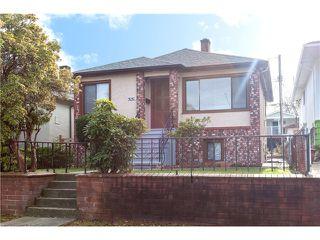 Photo 1: 3030 E 17th Av in Vancouver East: Renfrew Heights House for sale : MLS®# V1101377