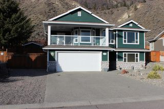 Main Photo: 3509 Navatanee Drive in Kamloops: South Thompson Valley House for sale : MLS®# 134325
