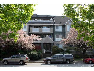 Photo 1: # 105 2388 WELCHER AV in Port Coquitlam: Central Pt Coquitlam Condo for sale : MLS®# V1117027