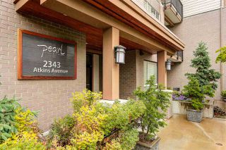 Photo 1: 405 2343 ATKINS AVENUE in Port Coquitlam: Central Pt Coquitlam Condo for sale : MLS®# R2074888