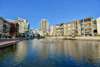 Photo 19: 124 3 RIALTO COURT in New Westminster: Quay Condo for sale : MLS®# R2117666
