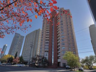 Photo 1: 12319 JASPER AV NW in Edmonton: Zone 12 Condo for sale : MLS®# E4009737