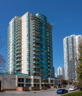 Photo 1: 1607 1148 HEFFLEY CRESCENT in Coquitlam: North Coquitlam Condo for sale : MLS®# R2352665
